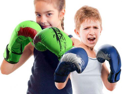 Boksning for børn – Sjov og god træning