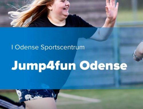Jump4Fun – første hold i Odense og på Fyn!